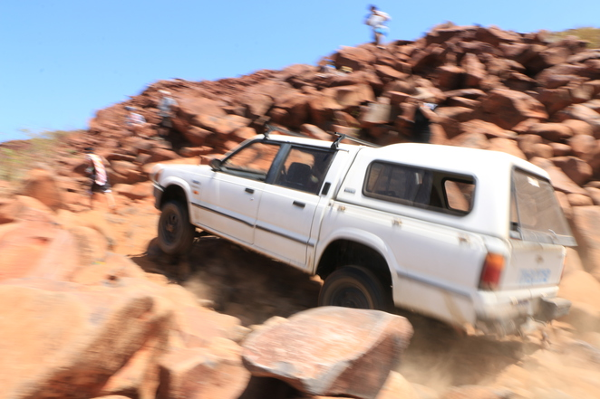 burrup peninsula, jump up, karratha, pilbara, 4wd, 4x4, off road, rock crawling