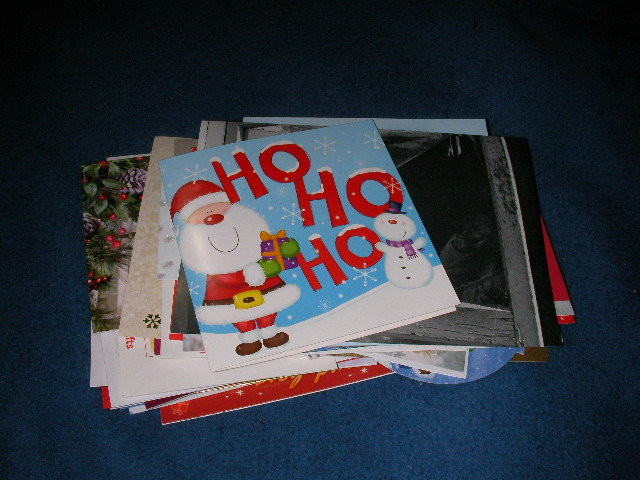What to do with old christmas cards solutioingenieria Images