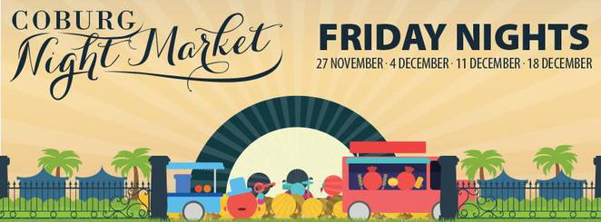 Coburg, Market, Christmas, Foodtrucks
