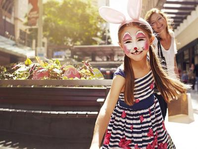 Easter in the City, Brisbane