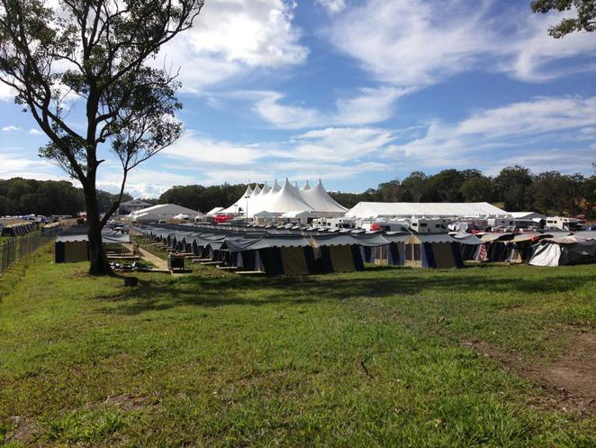 Fairgrounds, Fairgrounds Berry, Food, Wine & Music Festival, Rent a Tent