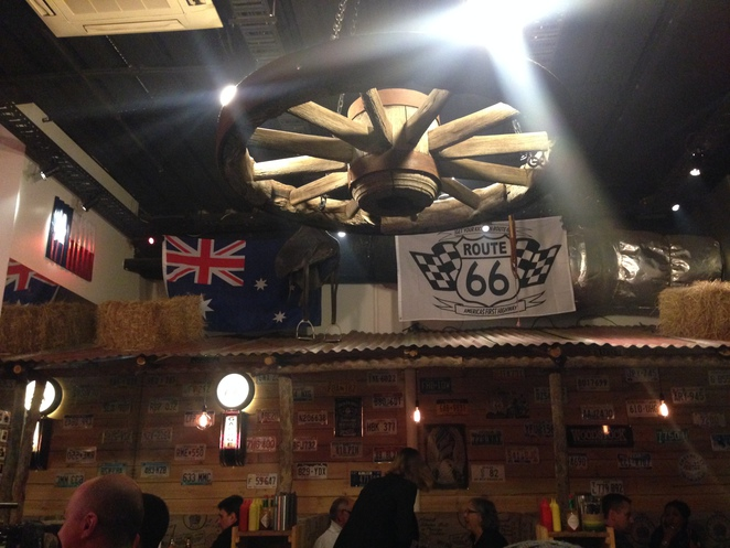 flags, Smokey's
