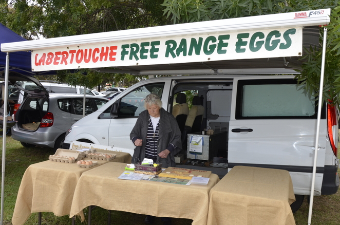 Free Range Eggs direct to you
