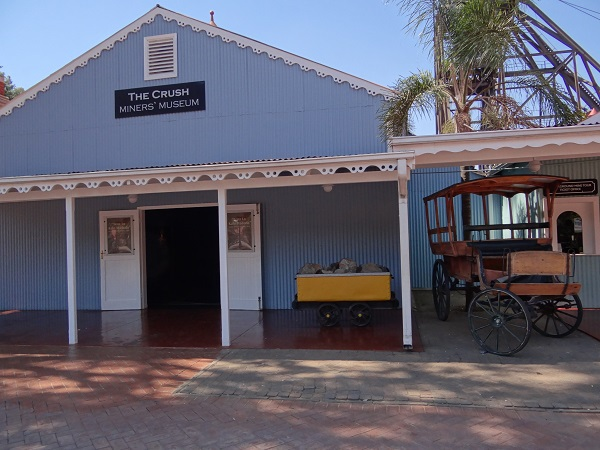 Gold Mining museum