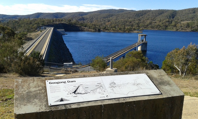 googong dam, queanbeyan, canberra, NSW, ACT, fishing,