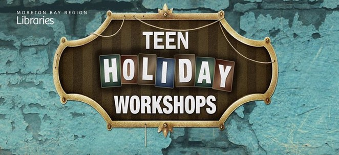 Teen Holiday Workshops - Writing Fantasy & Science Fiction for Teens