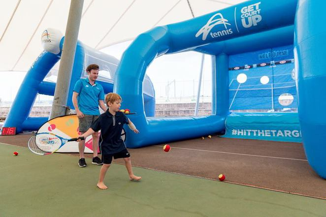 Hopman Cup, Festival of Tennis, Fremantle Esplanade, Free Family Event Fremantle