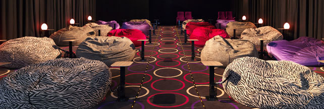 Hoyts Bean Bag Cinema