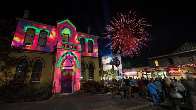 illuminarte wollondilly festival 2017
