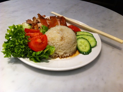 Chicken Rice in different style