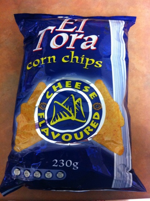 El Tora corn chips from Aldi