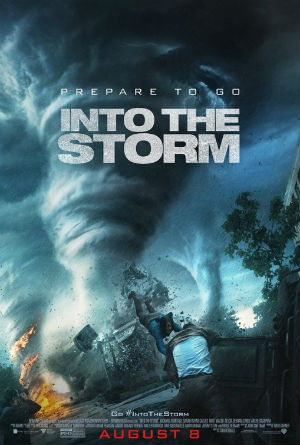 Into the Storm, weather movies, tornado, storm chasers, Oklahoma, found footage, tornado intercept vehicle