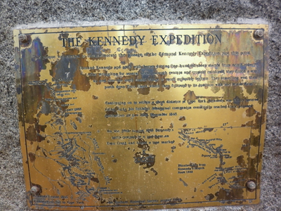 Kennedy Expedition 1848