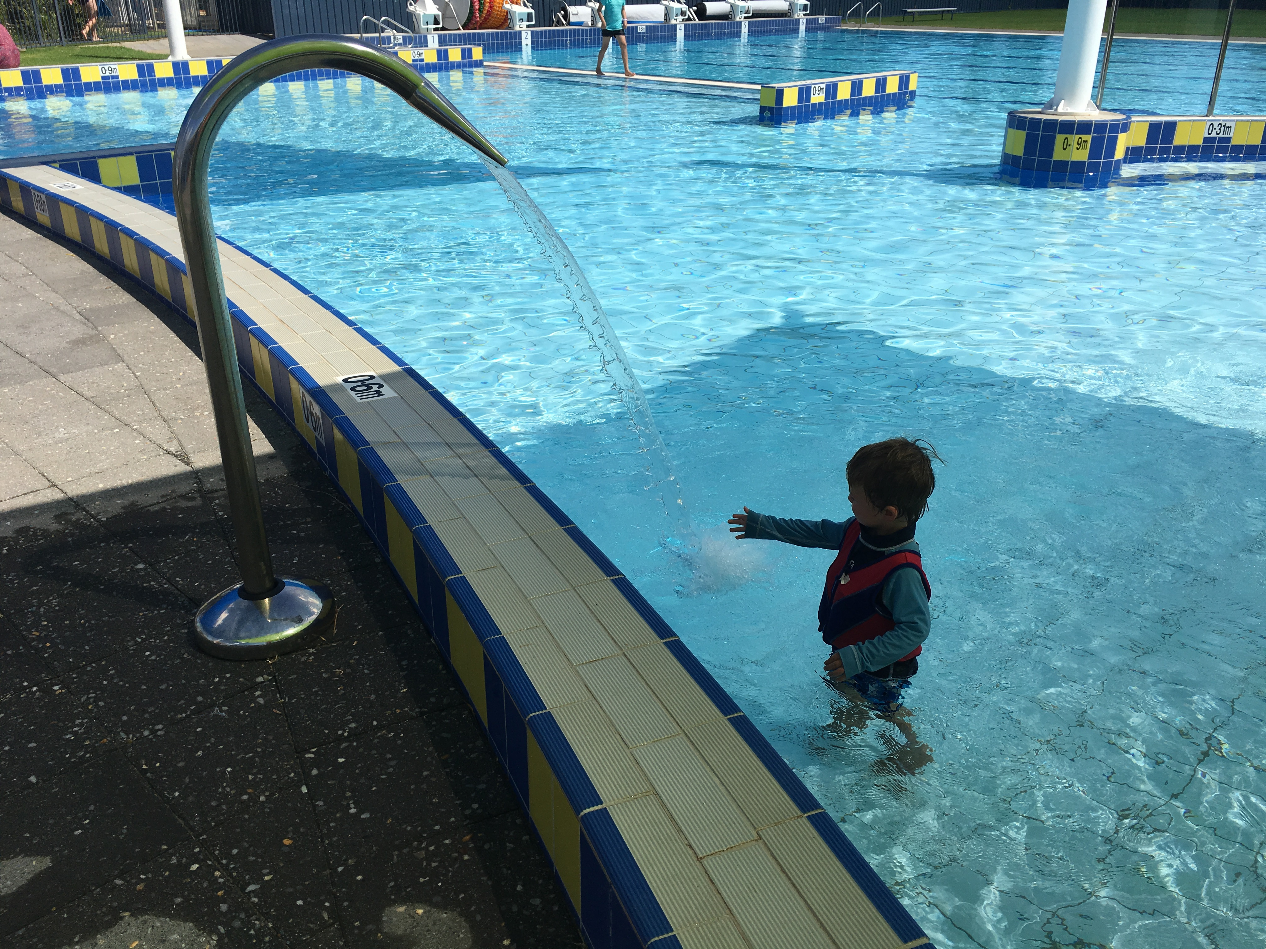 Keeping Cool In Kulin With Kids Perth