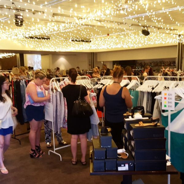 Adelaide, Markets, Fashion, The Highway, Labels Style Market, Event, 2016, January, Summer