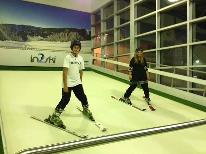 learn to ski, learn to snowboard, ski lessons, Sydney, snowboarding lessons