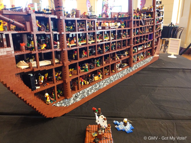 LEGO, Brick Work, School Holiday, Family, Event, Fun, Sydney, Hobby, Show, Exhibition