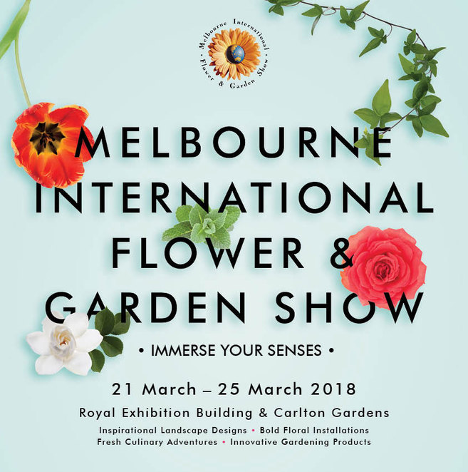 melbourne international flower & garden show 2018, entertainment, royal exhibition building, carlton, gardening, planting flowers, floral design event, landscaping, floral installations, show gardens, gardener, community event, green thumbs, fun tings to do, floral design workshops, floral designers, gardening industry experts, specialist retail gardening products, plants for sale, family fun