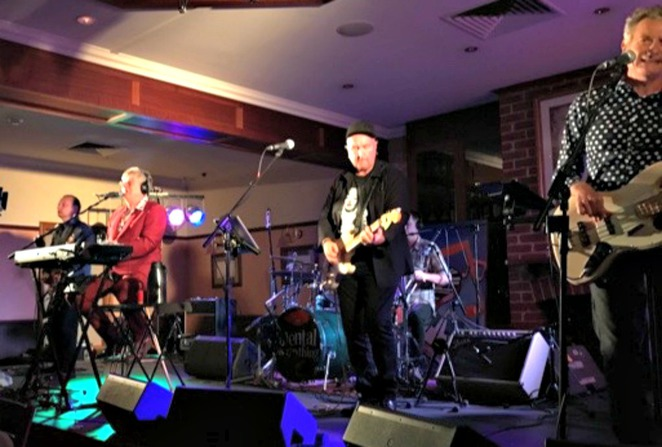 Mental as Anything, Normanville, Music
