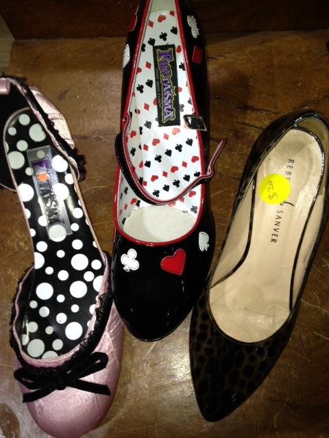 mission, sacred heart, charity, shoes