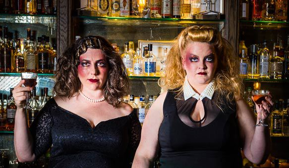 Mother's Ruin, Melbourne Cabaret Festival, Butterfly Club, Four Pillars Gin, Lady Sings Better, Anthea Williams, Maeve Marsden, Libby Wood, Blackcat Productions, Jeremy Brennan, Ginstress