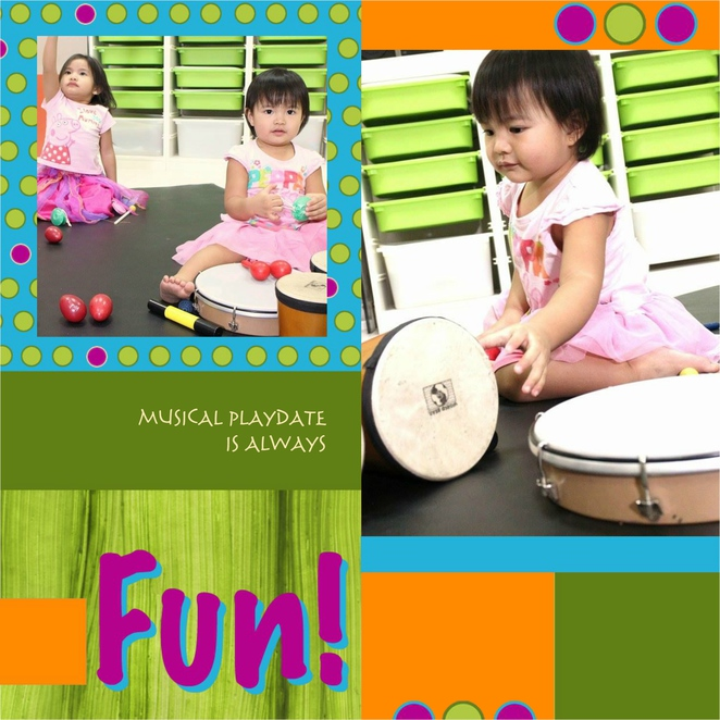 Musical Playdate, Hamersley Community Recreation Centre, Jumeirah Music Centre, Toddlers' classes, Pre-school music