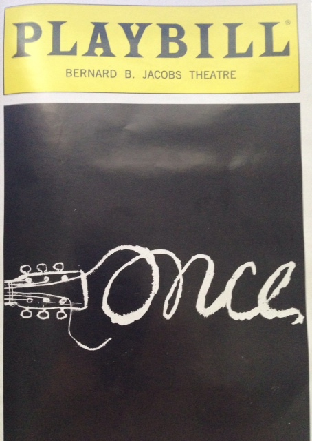 once the musical