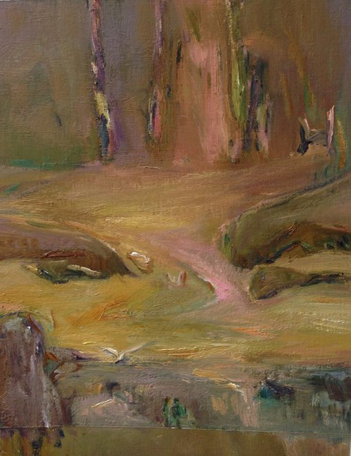 painting, Irma Denk, abstracts, art exhibition, My Landscape, Murray Bridge Gallery