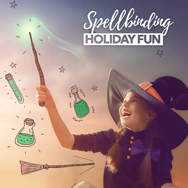 free, school holidays, kids, families, magic