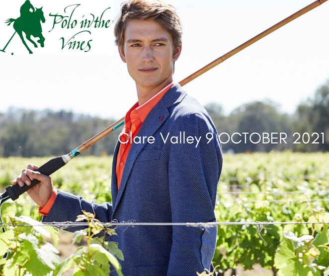 polo in the vines