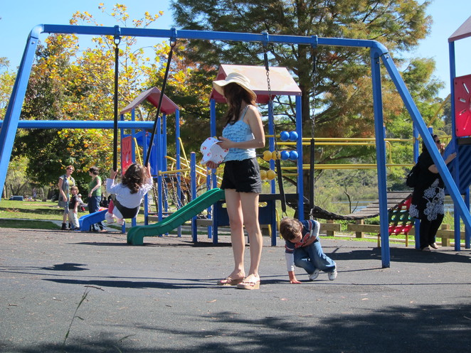 Public parks and playgrounds