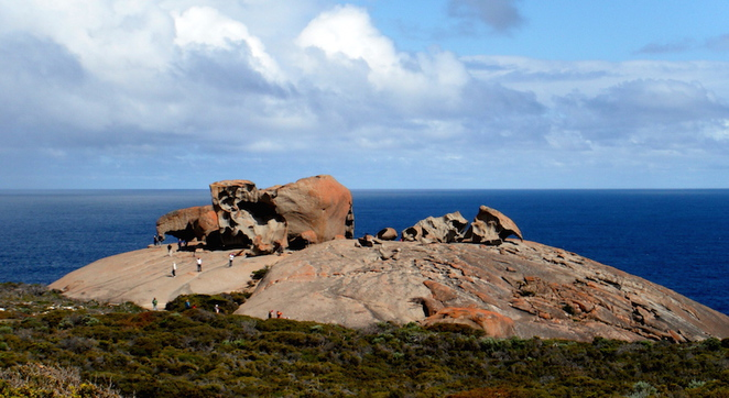 remarkable rocks kangaroo island tours