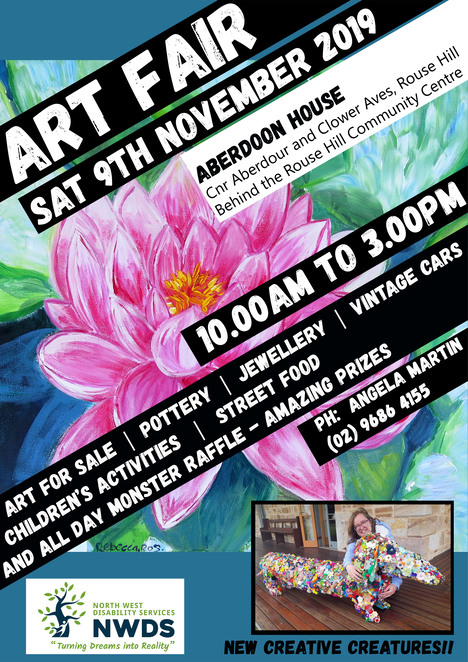 Rouse Hill, NSW, Disability Friendly, Art, Win Stuff, Shopping, Outdoors, Learn Something, Family
