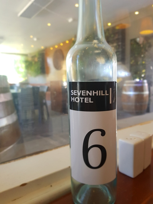 sevenhill hotel, clare valley, wine, food, lunch, cellar, country
