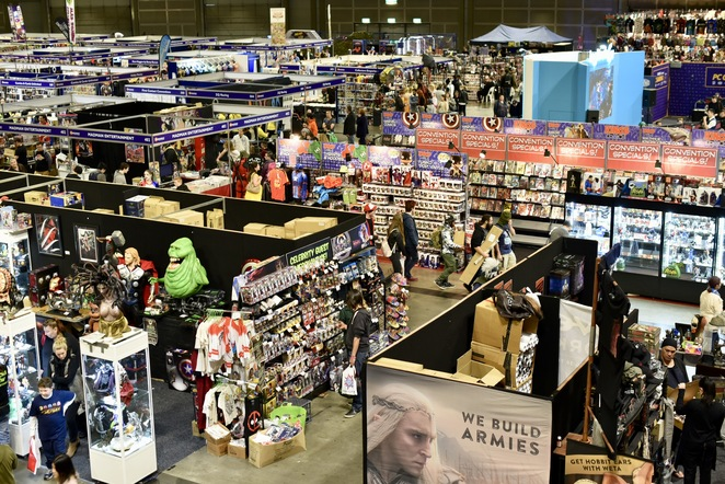 Supanova Sydney, Supanova Comic Con & Gaming, Image by Jade Jackson, review by Jade Jackson, Comic Con