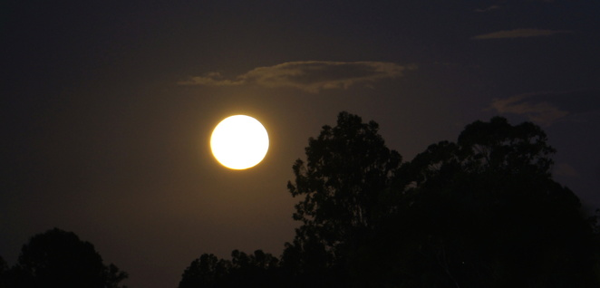 May brings the second supermoon of the year