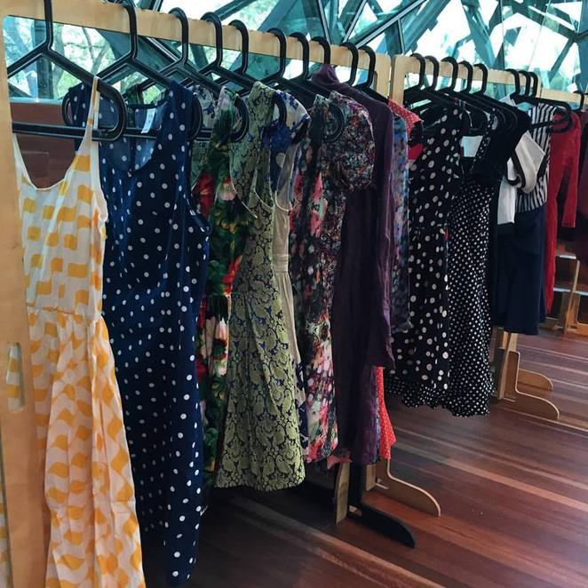 Swap your Frocks at the Global Clothing Exchange