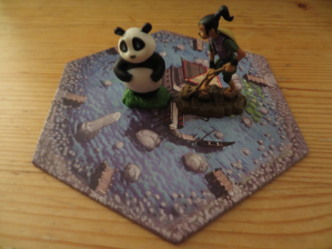 takenoko, board, game, japanese, panda