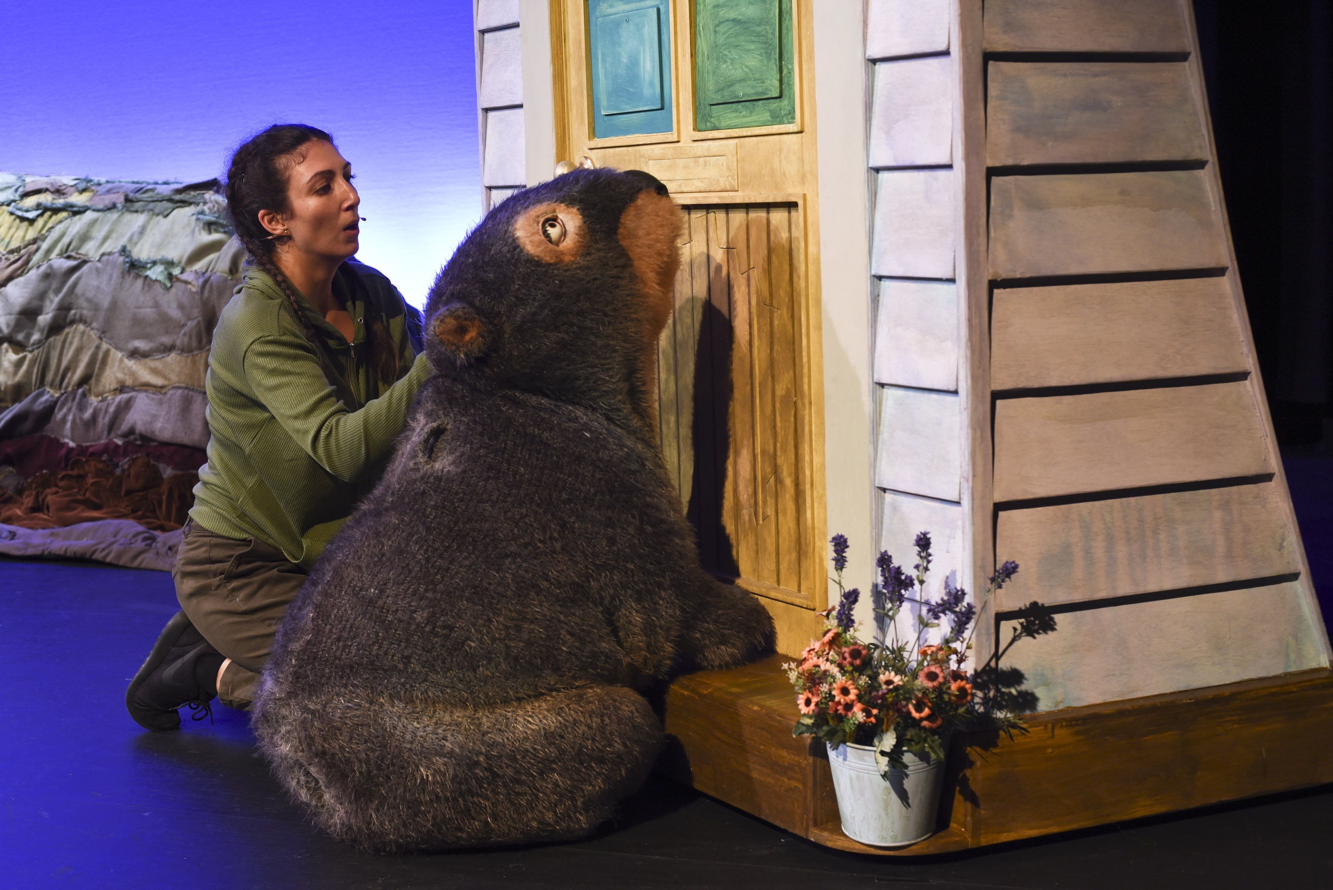 The Diary Of A Wombat At Frankston Arts Centre Melbourne