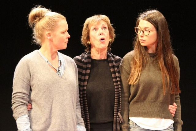 Three Tall Women at The Theatre Guild - Little Theatre