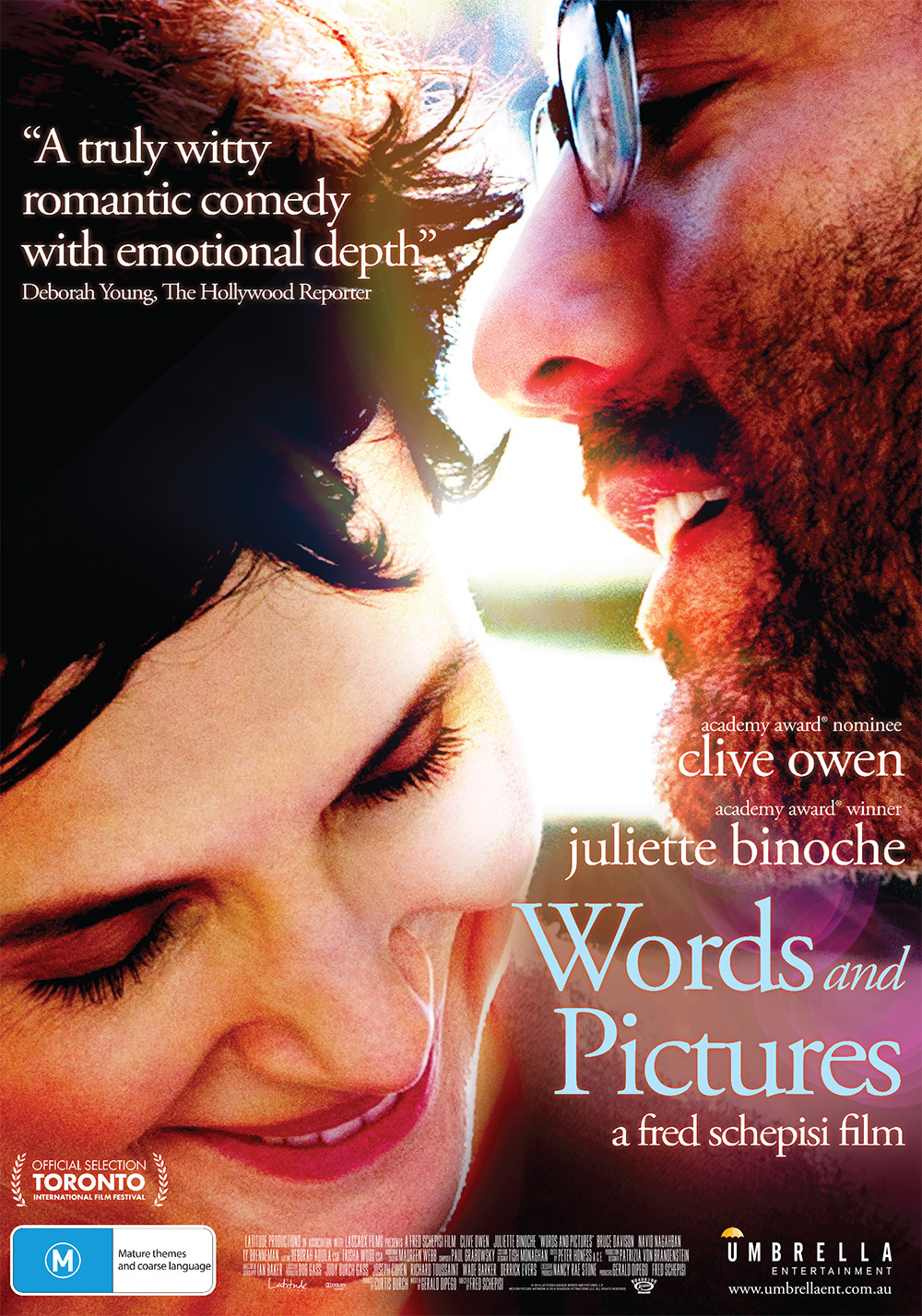 Pictures and words trailer Cached