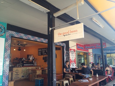 You'll find these guys easily - they're close to the Mooloolaba Surf Life Saving Club