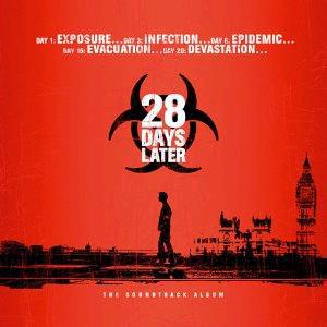 28 days later, soundtrack