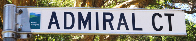admiral sign