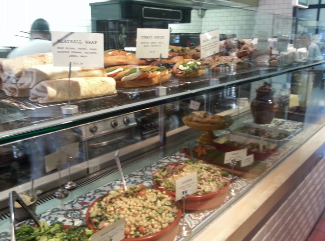 alimentari foodstore deli catering eatery cafe licensed smith street italian coffee home made meals