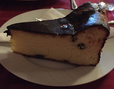 Baked,cheesecake