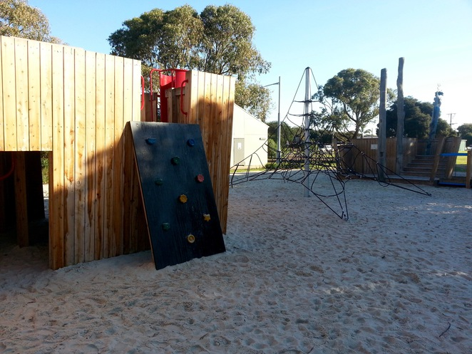 Barwon Heads Village Park, Pirate Park