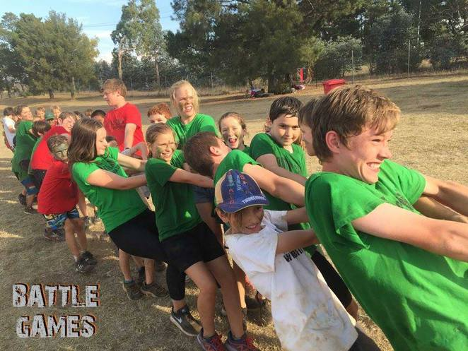 battle games, school holiday programs, canberra, winter, july school holidays, canberra, ACT