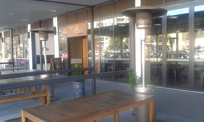 Bentspoke Brewery, Canberra, Lonsdale street, canberra