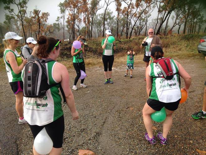 bootcamps, exercise townsville